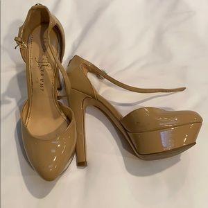 Patent nude Ivanka Trump heels